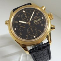 IWC Pilot Double Chronograph 3711 1996 pre-owned