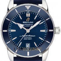 Breitling Superocean Héritage II 42 neu 2020 Automatik Uhr mit Original-Box und Original-Papieren AB2010161C1S1