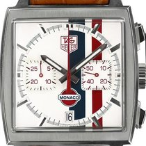 TAG Heuer Monaco CW2118 pre-owned