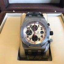 Audemars Piguet Royal Oak Offshore Chronograph Acero 42mm Plata Arábigos México, UNIDAD SAN ESTEBAN