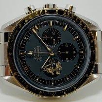 Omega Speedmaster Professional Moonwatch Acero 42mm Negro Sin cifras España, Palau Solita i Plegamans - Barcelona
