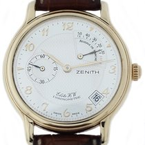 Zenith Elite Power Reserve 30.0240.655/0 pre-owned