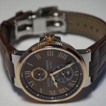 Ulysse Nardin Marine Chronometer 43mm 265-67/45 2013 новые