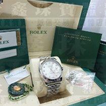Rolex Datejust ROLEX 勞力士 DATEJUST 116234 包台十鑽 亂碼 36毫米 2018購 公司貨 n0549-01 2018 pre-owned