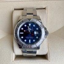 Rolex Yacht-Master 40 Steel 40mm Blue No numerals United States of America, Ohio, Columbus