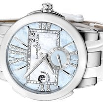 Ulysse Nardin Executive Dual Time Lady 243-10/393 новые