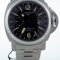 Panerai Luminor GMT Automatic new Automatic Watch with original box and original papers PAM00297