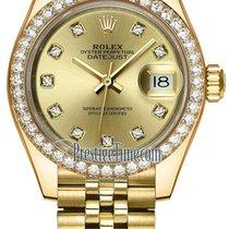 Rolex Oro amarillo Lady-Datejust 28mm nuevo