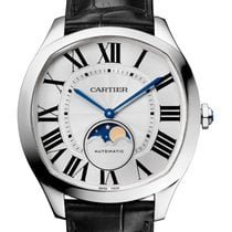 Cartier Drive de Cartier ny 40mm Stål
