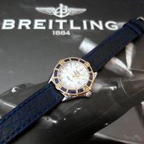 Breitling Lady J Damenuhr  Stahl/Gold