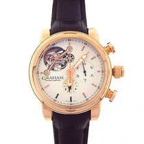 Graham Silverstone Tourbillograph 2TWBR.SO4A.C104B 18k Rose...