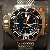 Omega Seamaster PloProf 224.30.55.21.01.001 - Box & Papers 2010