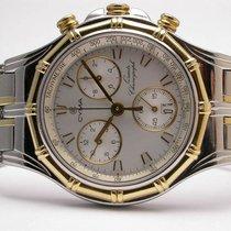Cyma 640 Charisma Chronograph Quartz Stainless Steel & 18k...