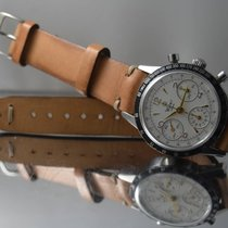 Wyler Vetta Uptown Automatic Chronograph Watch valjoux 7750