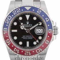 Ρολεξ (Rolex) GMT Master II 18ct White Gold 116719BLRO