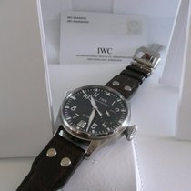 IWC Big Pilot Gold White 500402