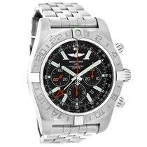 Breitling Chronomat GMT Mens Automatic Chronograph Watch...
