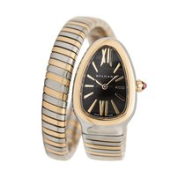 Bulgari Serpenti 102123 SP35BSPG.1T new