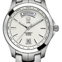 TAG Heuer Mens Link Wjf2011.ba0592 Automatic Day Date Mens...