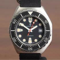 Candino Vintage Diver's Watch 1000m