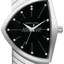 Hamilton Ventura new 2019 Quartz Watch with original box and original papers H24411232