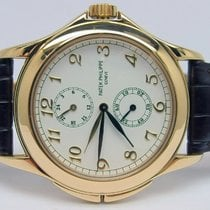 Patek Philippe 5134J - Travel Time in Gelbgold - Box & Extract