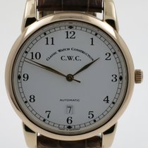 CWC Rose gold 40mm Automatic pre-owned