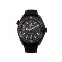Omega Seamaster Planet Ocean Deep Black - Ceramic