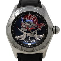 Corum 45mm Automatico 2005 usato Bubble Nero