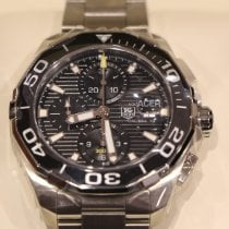 TAG Heuer Aquaracer 300M Steel 43mm Black No numerals Australia, Altona Meadows