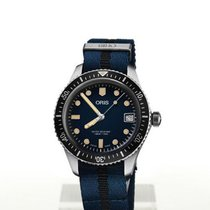 Oris Divers Sixty Five new Automatic Watch with original box and original papers 01 733 7747 4055-07 5 17 28