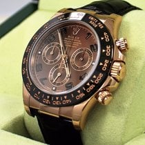 Rolex Daytona new Automatic Chronograph Watch with original box and original papers 116515 LN