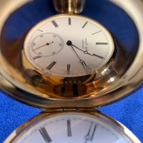 Jules Jürgensen Yellow gold Manual winding pre-owned