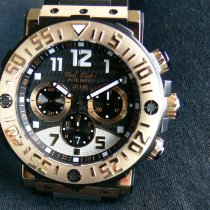 Paul Picot Red gold 48mm Automatic 4030.TNRG new