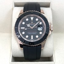 Rolex Yacht-Master 40 occasion 40mm Or rose