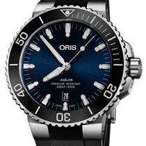 Oris Aquis Date 01 733 7730 4135-07 4 24 64EB 2020 new