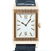 Jaeger-LeCoultre Grande Reverso Ultra Thin 1931 Aur roz Argint Arabic