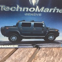 Technomarine Aluminum Automatic White Roman numerals 450mm pre-owned