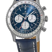 Breitling Navitimer 01 (46 MM) Steel No numerals United States of America, New York, Brooklyn