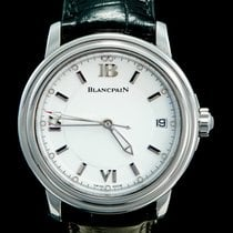 Blancpain Léman Ultra Slim 2100-1127-53A pre-owned