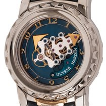 Ulysse Nardin Freak White gold 44mm Blue United States of America, Texas, Austin