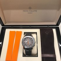 Patek Philippe 5968A-001 Steel 2018 Aquanaut 42.2mm new