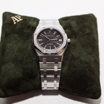 Audemars Piguet 4100ST Steel 1970 Royal Oak 35mm pre-owned