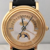 Parmigiani Fleurier Toric Yellow gold 40mm White Arabic numerals