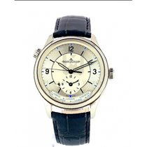 Jaeger-LeCoultre Master Geographic Сталь 39mm Cеребро