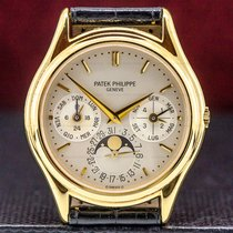 Patek Philippe 3940J Yellow gold Perpetual Calendar 36mm pre-owned United States of America, Massachusetts, Boston