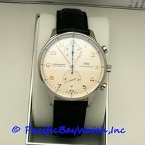 IWC Portuguese Chronograph IW3714-45 pre-owned