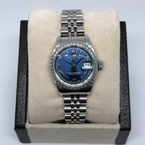 Rolex Oyster Perpetual Lady Date Steel 26mm Blue United States of America, California, SAN DIEGO
