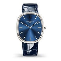 Patek Philippe Golden Ellipse new Automatic Watch with original box and original papers 5738P-001