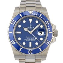 Rolex Submariner Date 116619LB 2019 nov